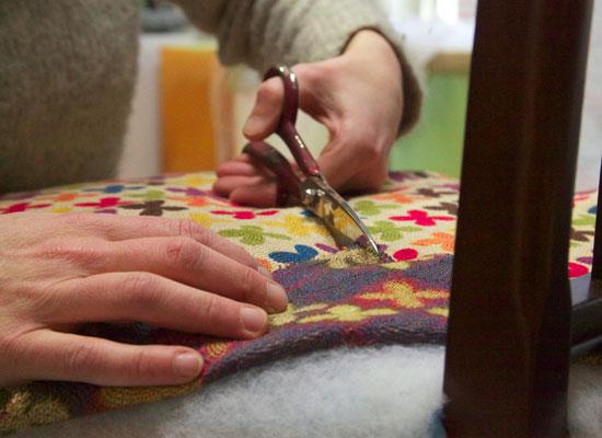 Uw meubel laten stofferen hoogstede antiekrestauratie